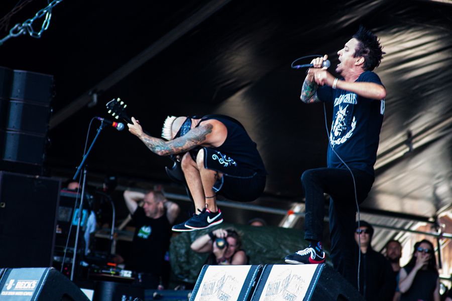 Sick of it All - Live Photography - Chiemsee Rocks